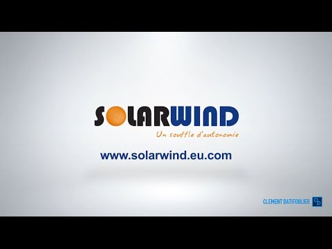 Solarwind Salon des Maires - Clement Batifoulier