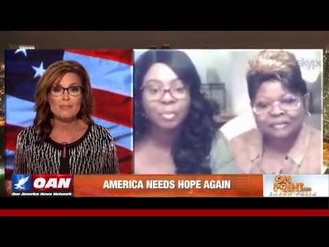 On Point with Gov. Sarah Palin & WeBeSisters 'Diamond & Silk'