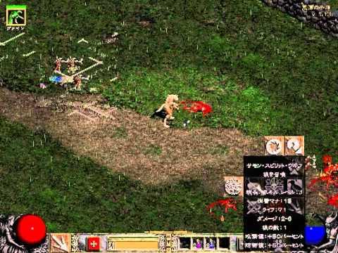 Diablo3 RoS (PS4日本語版) ヘルファイアアミュレット・リング作成の工程【字幕解説】
