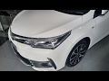 In Depth Tour Toyota Corolla Altis 1.8V Facelift (2017) - Indonesia