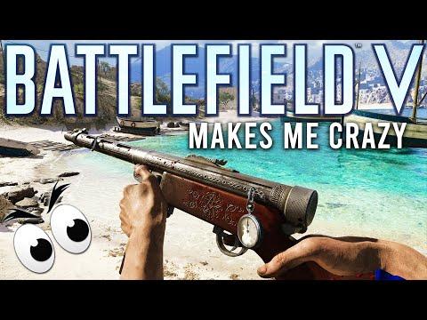 Battlefield 5 makes me crazy...