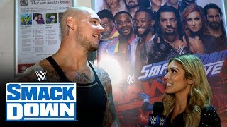 King Corbin alerts marketing to change promotional plans: SmackDown Exclusive, Nov. 8, 2019