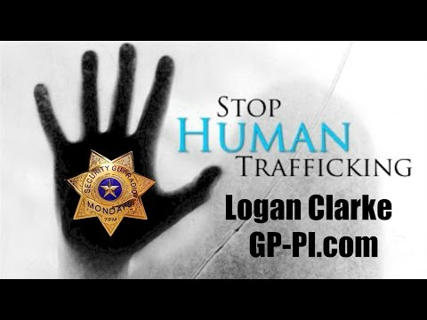 [226] STOP Human Sex Trafficking with Logan Clarke, P.I.