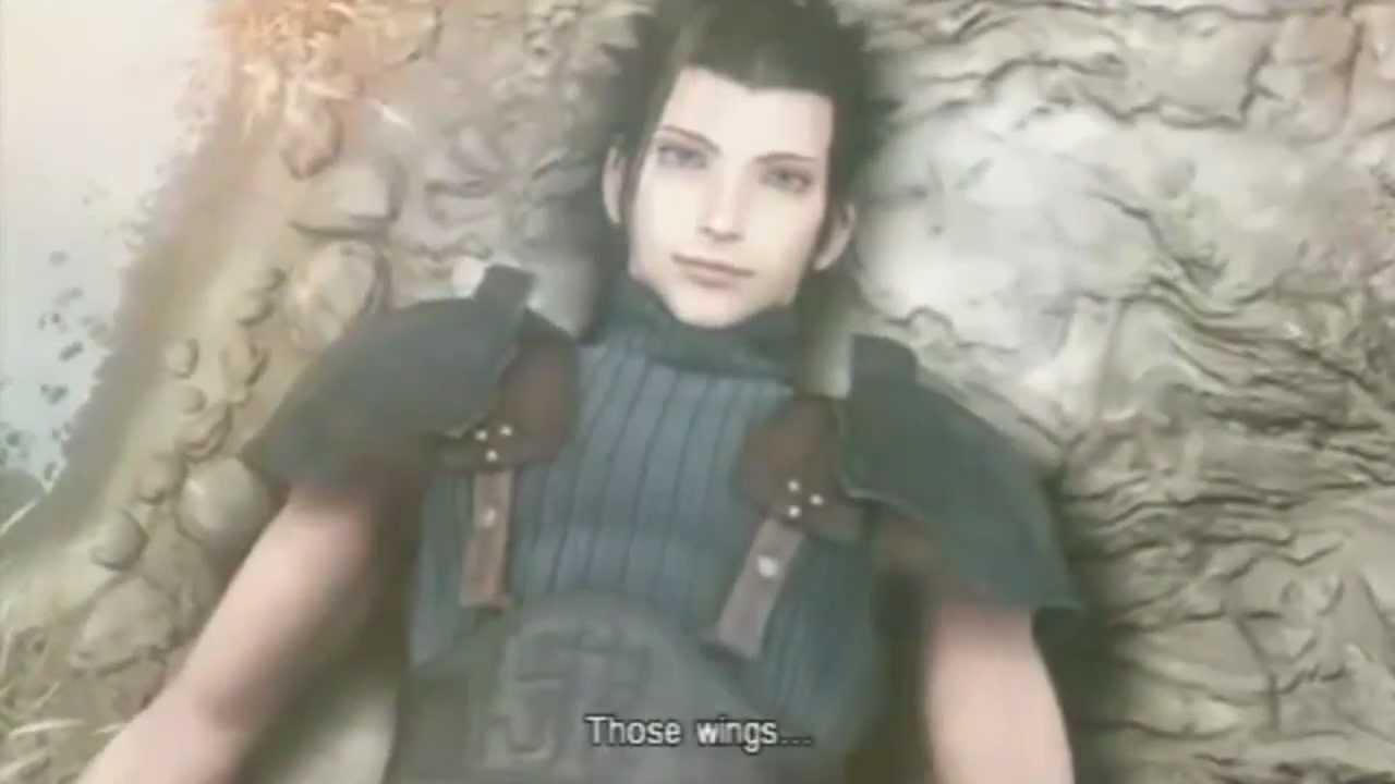 Final Fantasy VII: Zack & Aerith in Love - YouTube