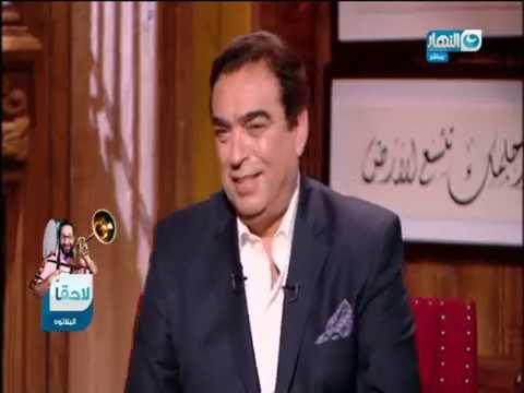 باب_الخلق| الإعلامى جورج  قرداحى فى حوار خاص لباب الخلق مع الإعلامى محمود سعد