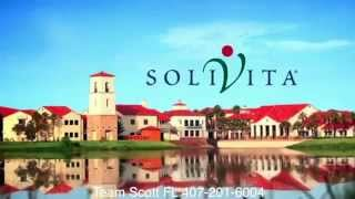 New Homes in Over 55 Community in Solivita, Vitalia | Team Scott - 407-201-6004