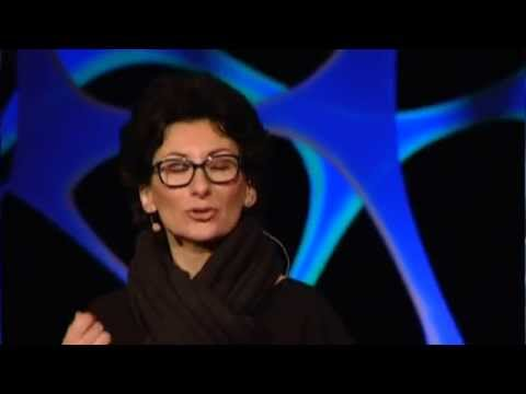 Luke, en vagyok az apad!: Gyurko Szilvia at TEDxDanubia 2013