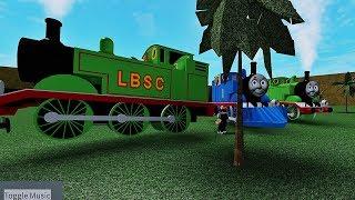 Thomas e amigos da ferrovia mágica remasterizado! e World Explorer Thomas Roblox