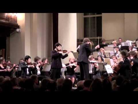 Sibelius Violin Concerto II. Adagio di molto