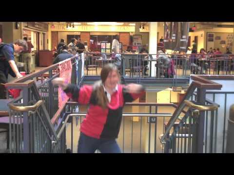 Pink Lei Dance: Davidson College