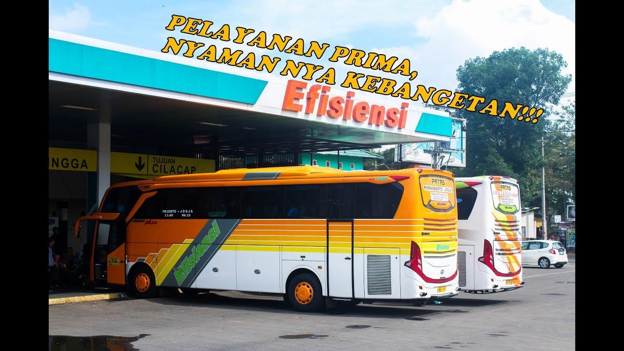 Naik Bis Baru Super Nyaman Po Efisiensi Jetbus 3 Hd Jogja Purwokerto