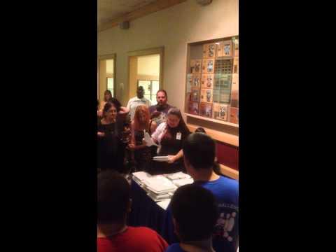 mikayla mcdaniel  2014 jagel bellow bowling  'Grant Sawyer Middle School '