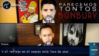Parecemos Tontos BUNBURY | Cover |  Christianvib Ft Niño Rock | Guitarra thumbnail
