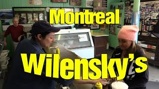 Wilensky's Montreal with Mariah Milano