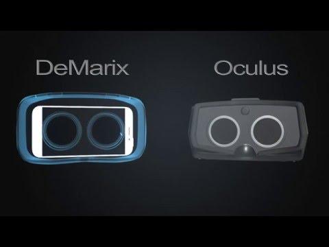 DeMatrix Neo 2K OLED VR Headset Module
