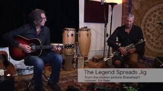 Eric Rigler & Dirk Freymuth--PipesandGuitar.com: Braveheart Medley