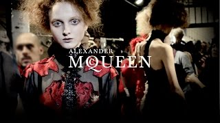 Alexander McQueen | Autumn/Winter 2015 | Backstage Film