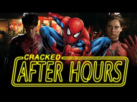 Four Reasons SpiderMan is Secretly Bad at His Job  After Hours