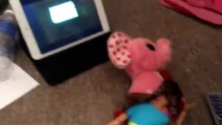 Super bowl disaster with Barbies phone calling