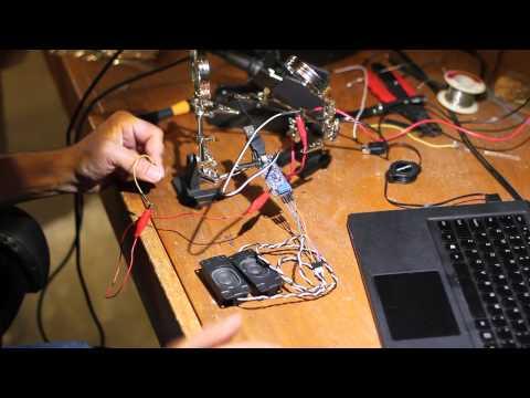 Adafruit Sound FX Board