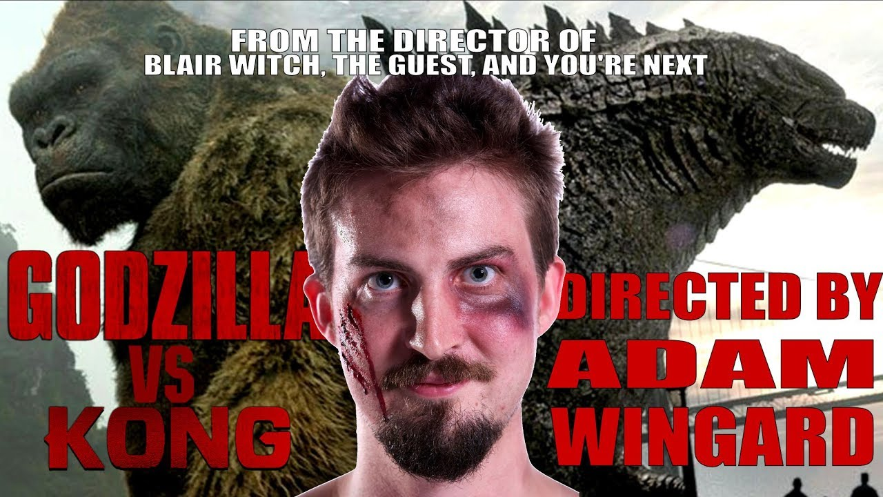 Blair Witch's Adam Wingard will direct Godzilla vs. Kong