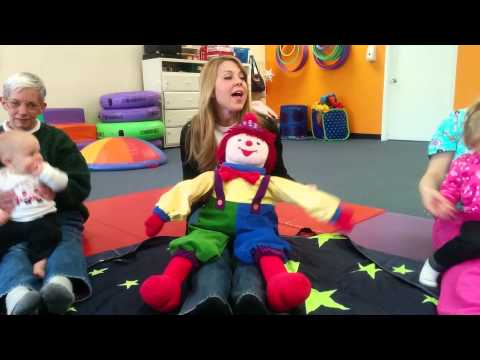 Play and Learn level 3 Highchair song