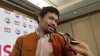 Video Sen. Manny Pacquiao confirms his match with Adrien Broner. How about his re-match with Mayweather? download MP3, 3GP, MP4, WEBM, AVI, FLV Oktober 2018