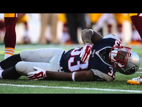 How big a loss is Dion Lewis for the New England Patriots?