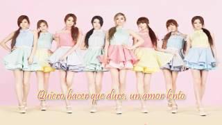 After School - Slow Love Sub español