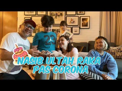 NASIB ULTAH RAKA PAS CORONA   MIC | Mona Indra Channel