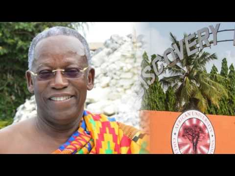 Prof. Kojo Yankah : Ghana Development and African Communicationsw/ Keidi Awadu