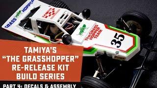 "Tamiya ""The Grasshopper"" Kit Build - Part 4 (Final)"
