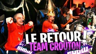Le Retour du Croûton Game Show #1 Des bonbons ou un sort ?!
