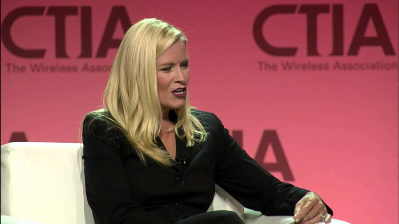 Full Keynote: Verizon Marni Walden with Dreamworks Jeffrey ...