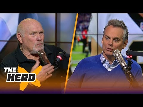 Terry Bradshaw on the 2018 NFL Divisional round | THE HERD