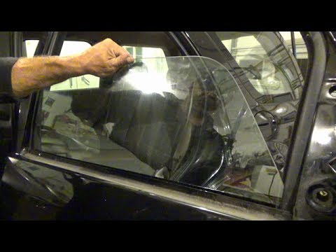 Ordinaire Rear Door Window Glass Replacement (2001 2007 Ford Escape)