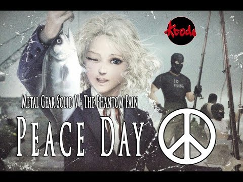 Peace Day finally came... 2/2/2018