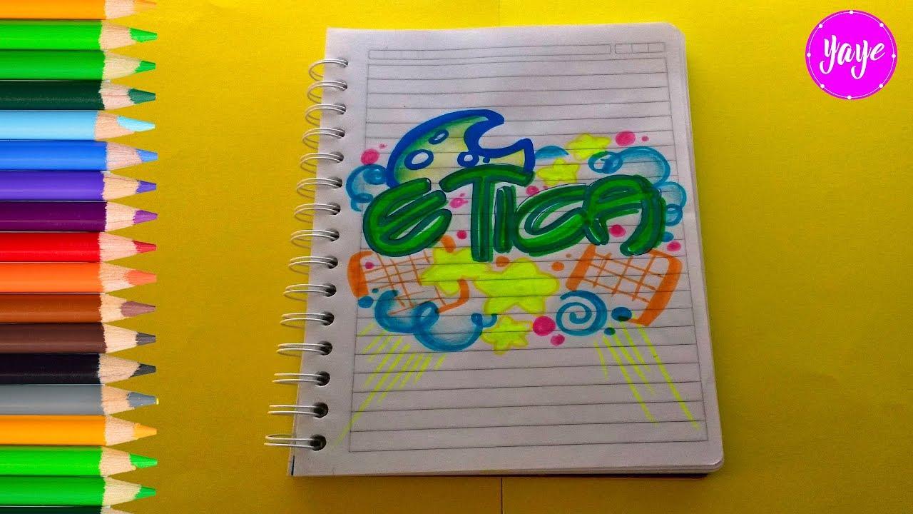 Ideas Para Marcar Cuadernos Cómo Marcar Cuadernos De