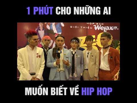 Nhóm nhạc Zero Nine ( 09 ) Mang Làn Gió Hip Hop vào Việt Nam ( Phong Cách BTS )