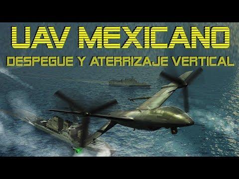 Aeronave Mexicana de Despegue y Aterrizaje Vertical :