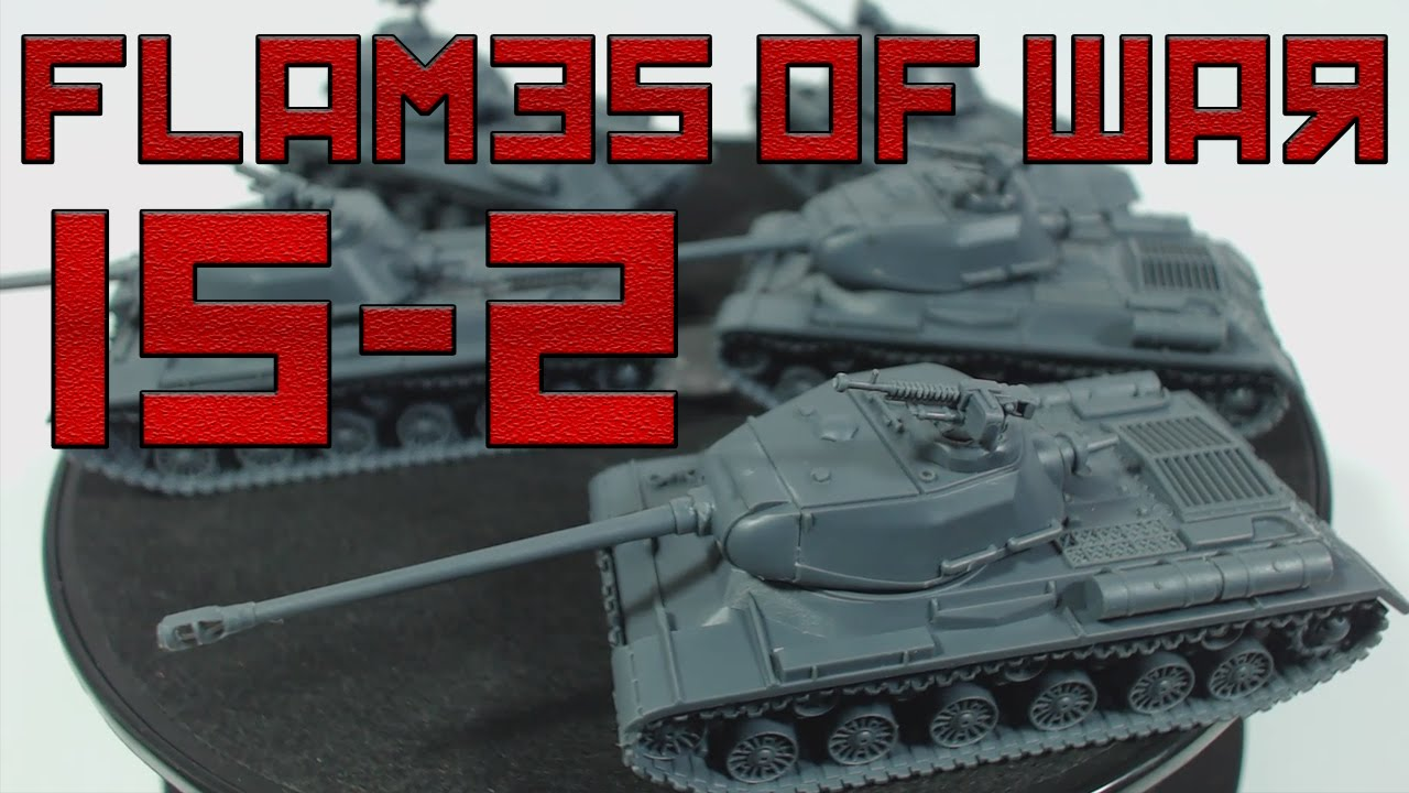 Flames of war review