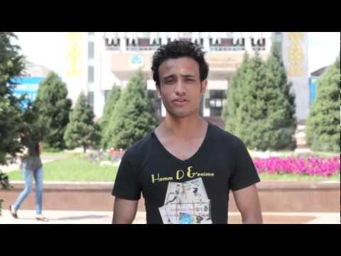 International students' opinion about KazNU