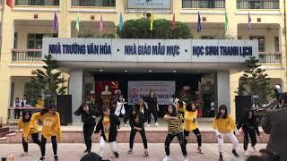 [KPOP AT SCHOOL] NHẢY HIỆN ĐẠI MASHUP BTS, BLACKPINK, EXO, TWICE 20/11 THPT Ngô Thì Nhậm