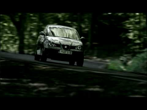 SEAT Ibiza Frozen AD TV Commercial HQ
