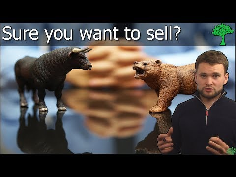 When should you sell a stock?  (stock market for beginners)