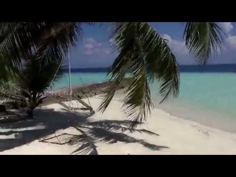 Malediven Biyadhoo Island Resort Inselrundgang