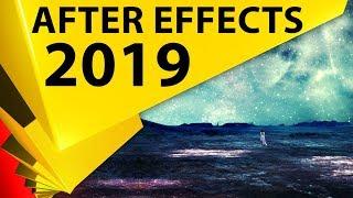 Ну че нового-то в After Effects CC 2019 (версия 16.0) октябрь 2018 года
