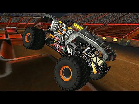 16 Truck Custom Hawaii 2019 Freestyle - Monster Jam Rigs of Rods