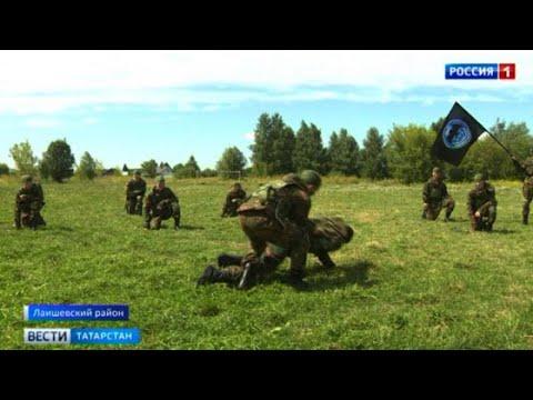 В Лаишевском районе открылись курсы молодого бойца