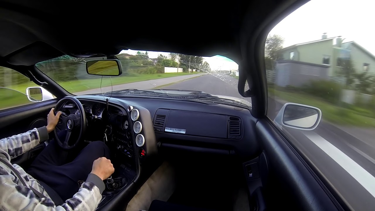 ce75455f40 Toyota Supra MKIV 2JZ GTE 450hp Cruise (GoPro External mic Test) by  RunningStrong 2JZ